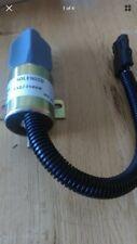Parts JCB Solenoid Engine Stop (Part No. 332/J5060)