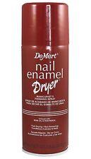 DeMert Nail Enamel Polish Lacquer Varnish Fast Quick Dry Dryer Spray 212gm