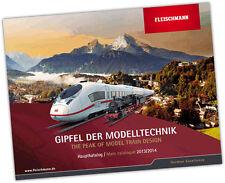Catalogo Fleischmann H0 - N 2013 2014 in Tedesco