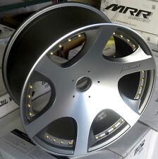 "20"" MRR VP3 Wheels For Audi A4 A5 A6 A8 20x10.5 Inch Deep Concave Rims Set of 4"