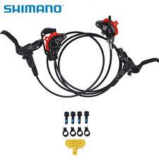 Shimano Deore XT M8000 MTB Hydraulic Disc Brake Levers Front & Rear Sets Black