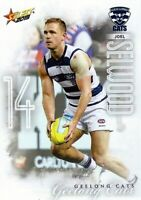 ✺Mint✺ 2019 GEELONG CATS AFL Card JOEL SELWOOD Footy Stars
