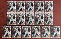 Lot of (16) 2019 Bowman CEDRIC MULLINS Rookie Card #4 RC Baltimore Orioles🔥