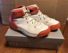 Vintage 2005 Air Jordan Carmelo 1.5 Syracuse Orange #309265 105, Size 8, EX Cond