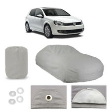 Volkswagen Golf 6 Layer Car Cover Fitted Outdoor Water Proof Rain Snow Sun Dust