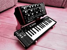 UNIWAVE Moog Mother 32 + Arturia Keystep MDF Dual Stand