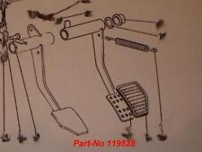 Bremspedal für FERRARI 288 GTO         ET-Nr 119528