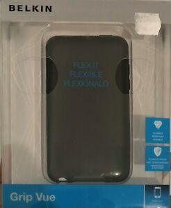 Belkin Grip Vue Flex It Flexible Case Cover for iPod Touch 2nd Gen - Black
