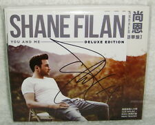 Shane Filan You And Me Taiwan 2-CD w/BOX (WESTLIFE) (Autograph Ver.)
