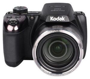 Kodak PIXPRO AZ521 16.4MP Digital Camera - Black