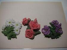 Magnet of Flower (set of 3) - # 1999