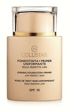 Collistar FONDOTINTA + PRIMER UNIFORMANTE 30ml
