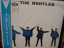 THE BEATLES HELP JAPAN TOSHIBA/EMI RECORDS STEREO RARE COLLECTORS 2003 LP