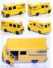Siku V305 Mercedes-Benz L 406 D Postwagen, Beral, Sondermodell, Werbemodell