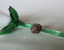 Damen Silber Ring 925 Sterlingsilber GIFTRING  Ø 20 mm