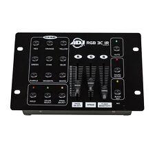 American DJ RGB3C IR Compact Dmx-512 3CH Rgb Led Light Controller - Closeout