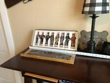 New listing American Gunfighter (Mini Set) Series Mccormick Decanters All 8 Gunfighters-Rare