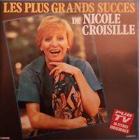 CD LES PLUS GRANDS SUCCÈS DE NICOLE CROISILLE Ref 3267