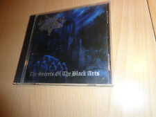 Dark Funeral-The Secrets of The Black Arts First Press CD No Fashion 1996