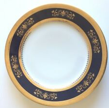 "PHILIPPE DESHOULIERES ORSAY BLEU  8.75""  DESSERT PLATE - NEW"