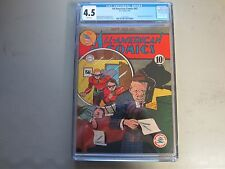 ALL AMERICAN COMICS #42 CGC 4.5 Comic Book 1942