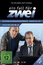 EIN FALL FÜR ZWEI - EIN FALL FÜR ZWEI COLLECTOR'S BOX 20 (F.285-300) 5 DVD NEU