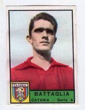 figurina - CALCIATORI PANINI 1963/64 REC - CATANIA BATTAGLIA