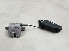 VOLVO XC70 V70 07-12  ELECTRIC TAILGATE LOCK WITH ACTUATOR SOFT CLOSE