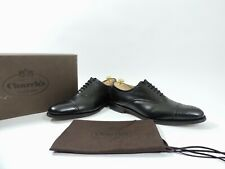 Church's Mens Shoes Custom Grade Brogue Cap UK 8.5 F US 9.5 EU 42.5 Worn Twice