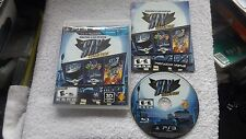 THE SLY COLLECTION sly cooper PS3 PLAYSTATION 3 NTSC V.G.C. FAST POST COMPLETE