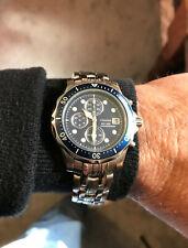 Vintage Citizen Chronograph Diver, James Bond Homage Quartz Watch