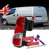 Rücklicht Baugruppen Bremse Lampe Abdeckung für Nissan NV200 2009-2013 Links