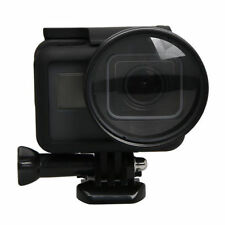 52mm HD Close-Up Macro Filter Lens 10X Magnifier for GoPro Hero 6/5 Camera TR