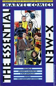 Essential X-Men TPB 1st Edition #3-1ST VG 1998 Stock Image