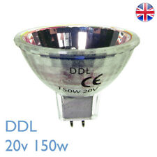 More details for ddl 20v 150w gx5.3 mr16 unbranded microfilm microfiche bulb lamp ddl uk stock