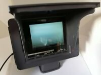 Mini TV CITIZEN LCD TV MONITOR Electronica retro vintage
