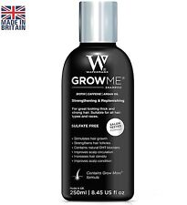 Watermans Grow Me sulfate free hair loss growth shampoo treatment (Shampoo Only)