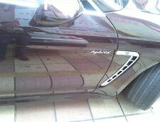 Side Fender Hood Air Vent Intake Outlet Grille Fit for Porsche Panamera 2010-16