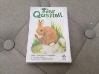 Tier Quartett   Animal Card Game German New & Sealed quartet of Animals