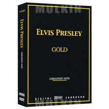 Elvis Presley - Gold Greatest Hits New DVD