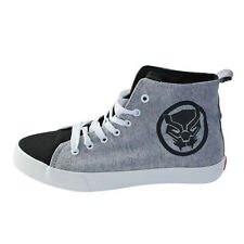 Black Panther Gray Sneakers Grey