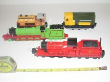 4---Thomas the Tank Engine & Friends ERTL,SODOR, BEN ,# 5, # 3,ENGINES
