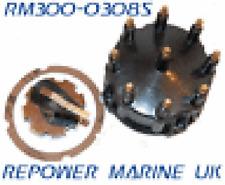Verteilerkappe & Rotor, für Mercruiser V8 Thunderbolt Zündung 5.0L, 5.7L 7.4L