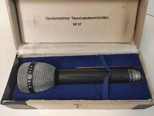 Strässer M17 Mikrofon OVP