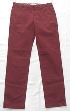 Alberto Herren Chino Jeans W34 L34  Lou Regular Slim Fit 34-34 Zustand Sehr Gut