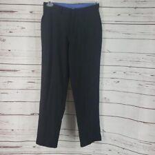 Izod Black Dress Pants Size 18 Regular    4S