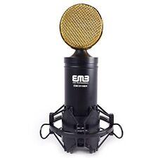Emb Emc910 Multi-Pattern Large Diaphragm Condenser Studio Microphone Black