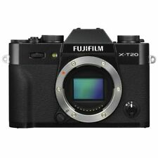 Near Mint! Fujifilm X-T20 Black Body Only - 1 year warranty