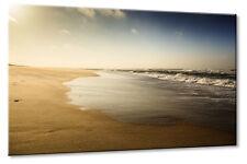 Leinwand Bild Leinwand Bild Dänemark Nordsee Strand Nationalpark Thy Gelb Sommer