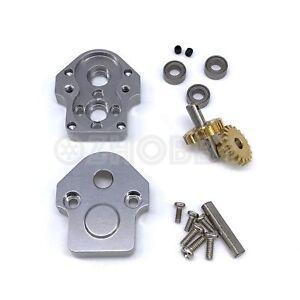 Aluminum Gear Box Multipurpose For 1/35 1/24/ 1/18 RC Crawler